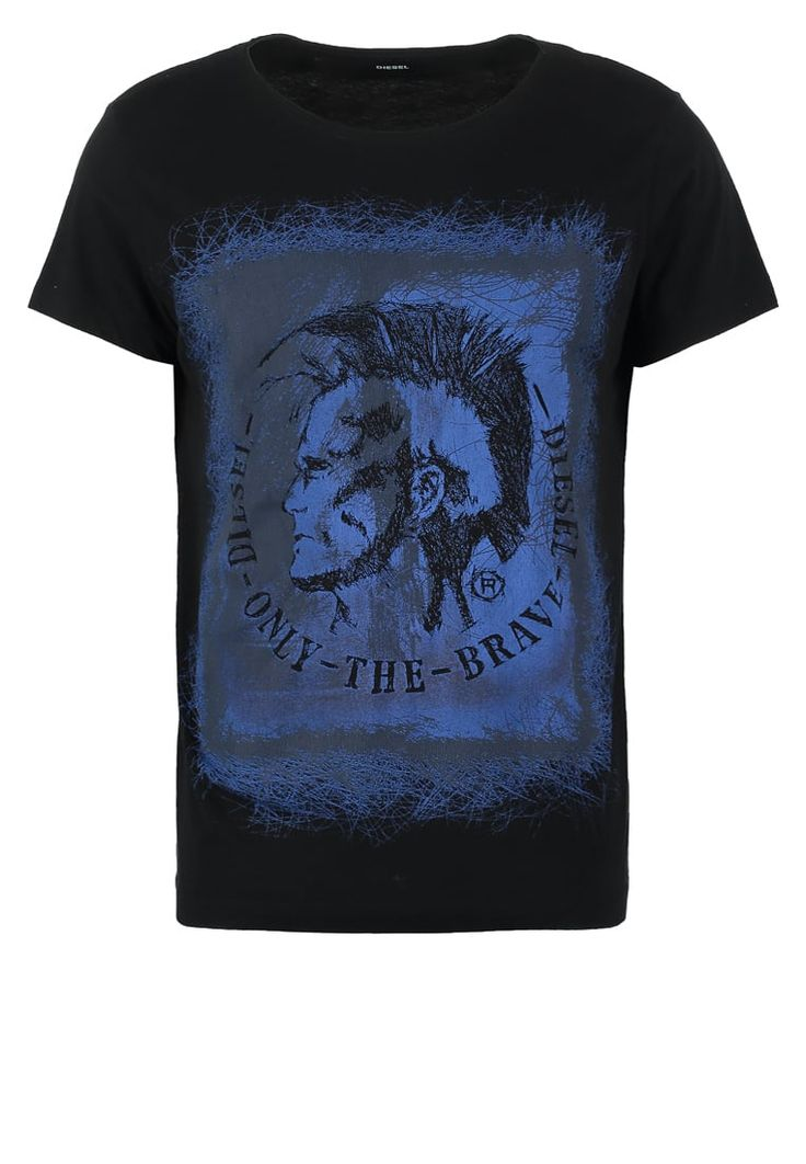 Diesel T-DIEGO-DC-EB T-SHIRT - Print T-shirt - 900 for £45.00 (11/08/16) with free delivery at Zalando