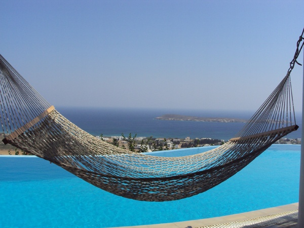 Villa Golden Beach, Paros
