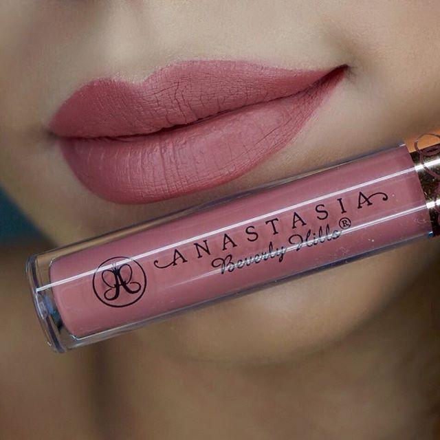Anastasia Beverly Hills Liquid Lipstick - Dusty Rose