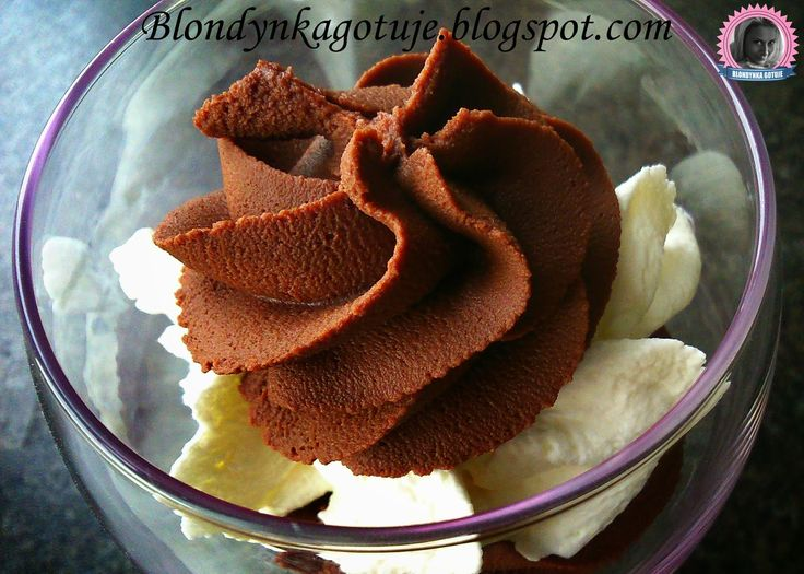 Blondynka Gotuje: Ganache (czyli coś a`la sos, krem czekoladowy)