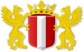 Het wapen van Dordrecht.