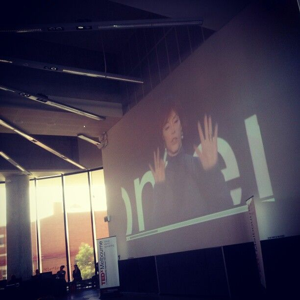 Clarity. Memorability. Persuasiveness. Charlotte Beer via the livestream.