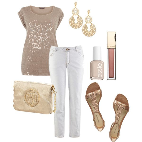 Nude Metals - Plus Size: High Low Dresses, Summer Looks, Outfit, White Pants, Spring Fashion, Plus Size Fashion, Nudes Metals, White Jeans, Summer Night
