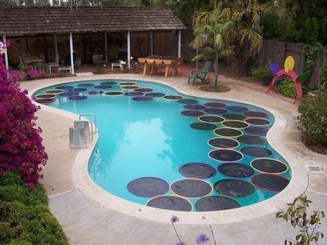 Cómo hacer un climatizador solar para piscinas, ¡con un aro de hula-hula!   Notas   La Bioguía