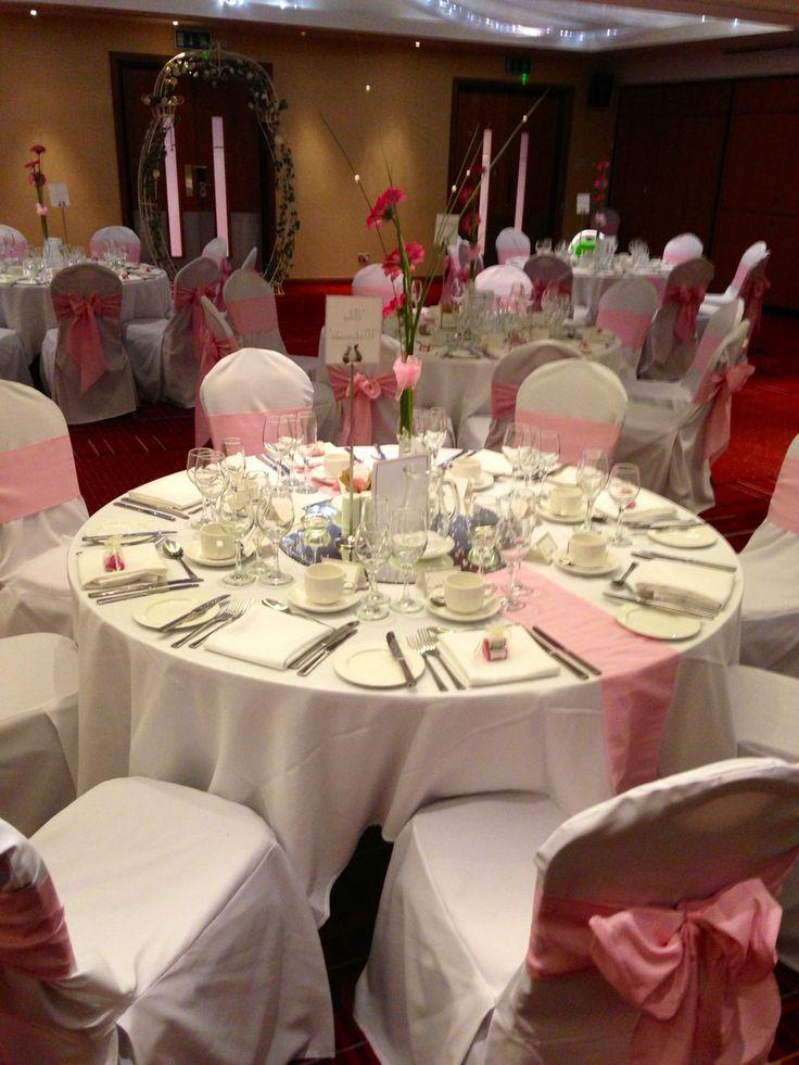 Perfect pink room setup