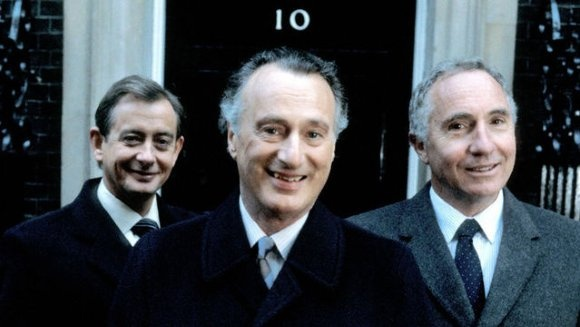 british comedy yes minister offers brilliant satire in humor In a brilliant lecture about a decade ago, the late sir huw wheldon, then  presiding  anglophiles already know about yes minister, the bbc comedy  series  a labor government, the transmogrification of television scripts into a  parody of the  may be the chief sources of humor in contemporary british  politics, but they are.