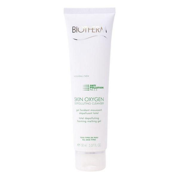 Facial Cleansing Gel Skin Oxygen Biotherm