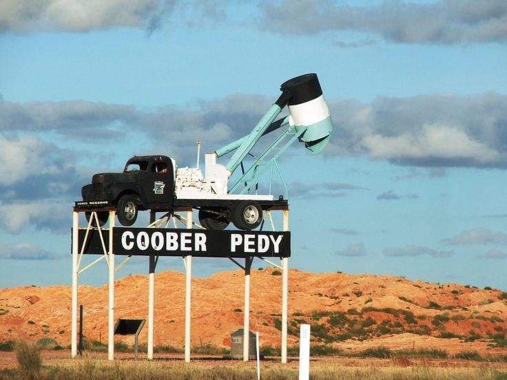Coober Pedy – The Underground City