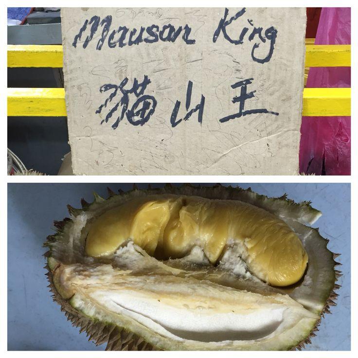.. Mausan King Durian - Kuala Lumpur ..
