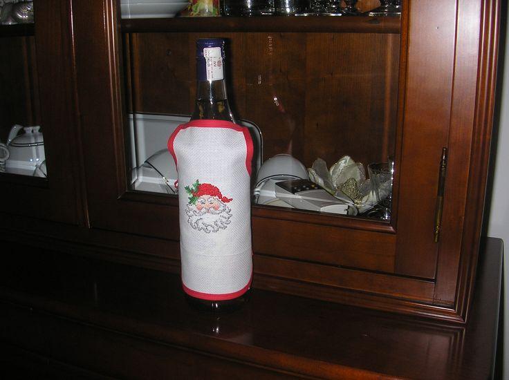 Avental de garrafa