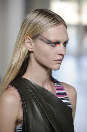 sasha at balenciaga spring summer 2010