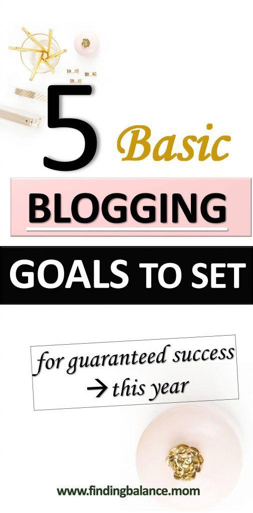 Blogging-Ziele, mit denen Sie Ihr Blog schnell erweitern können. Wenn Sie ein Blog starten, um m …   – Start A Blog