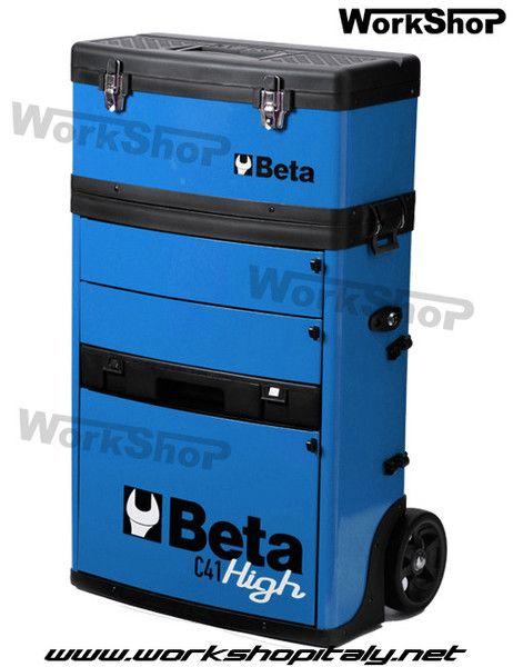 Trolley Beta C41H Blu