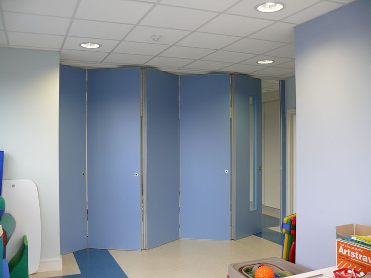 Doors To Separate Two Rooms Part - 47: This Sliding Folding Partition / Sliding Wall Was Installed At A Leisure  Centre To Separate A
