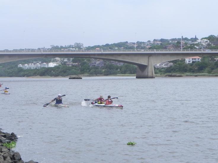 Umgeni River Bridge Durban South Africa ...