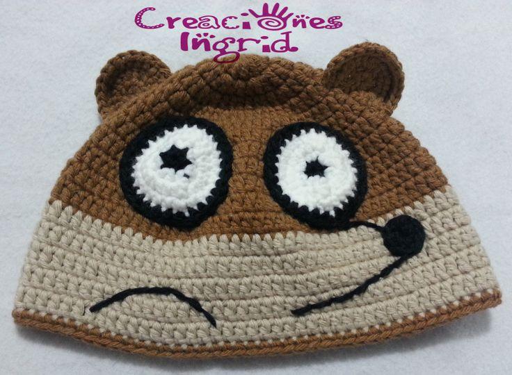 Gorro Rigby - Rigby Crochet Hat