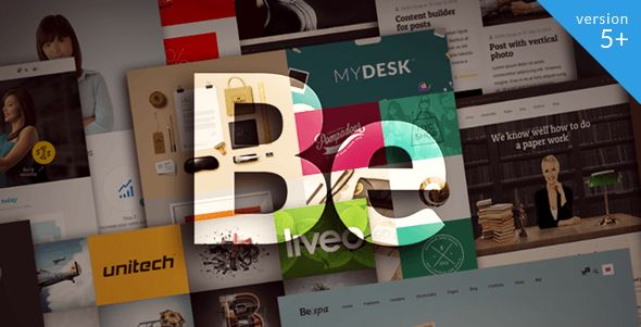 BeTheme v5.8 – Responsive Multi-Purpose WordPress Theme
