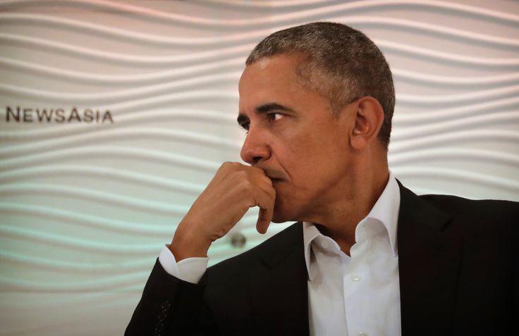 FOX NEWS: Obama ends international trip with meetings speech in Paris