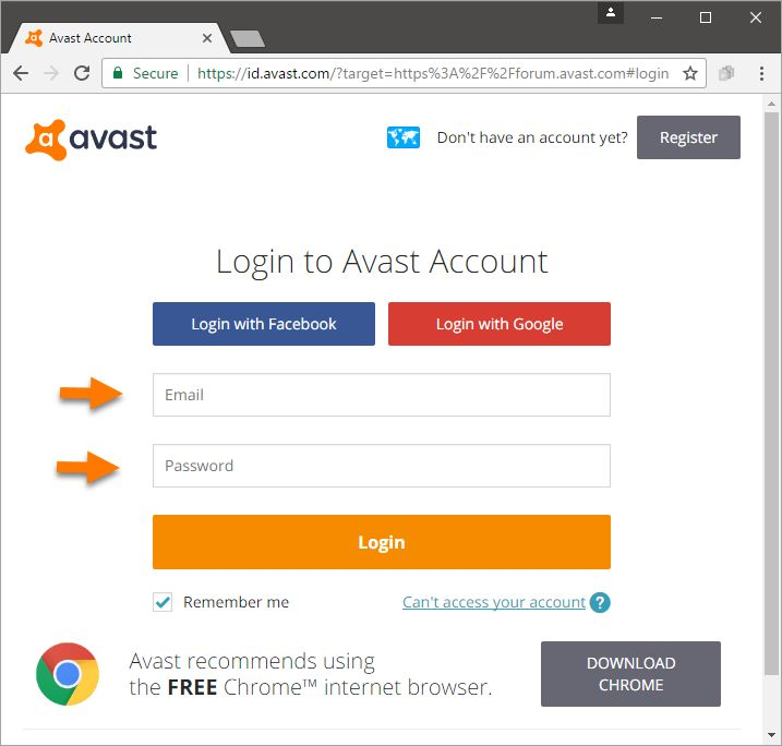 avast this is really embarrassing