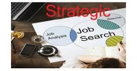 Job search tips - the strategic approach