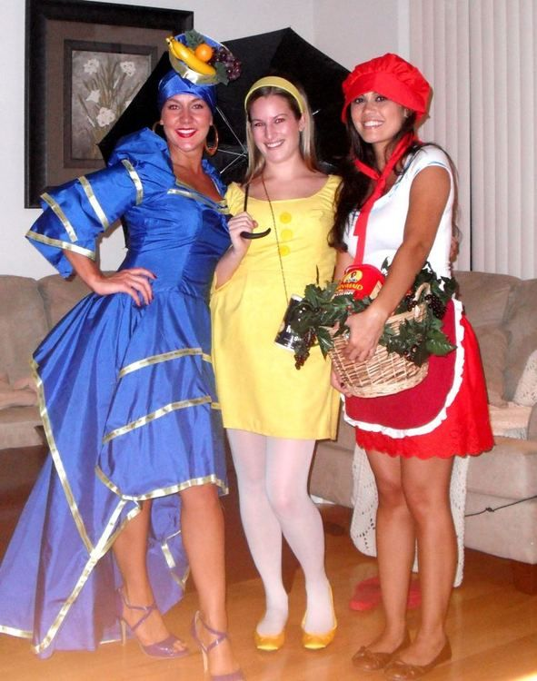 how to make coppertone girl costume