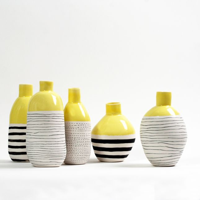 ceramic by L'Atelier Des Garcons · colors, forms and patterns