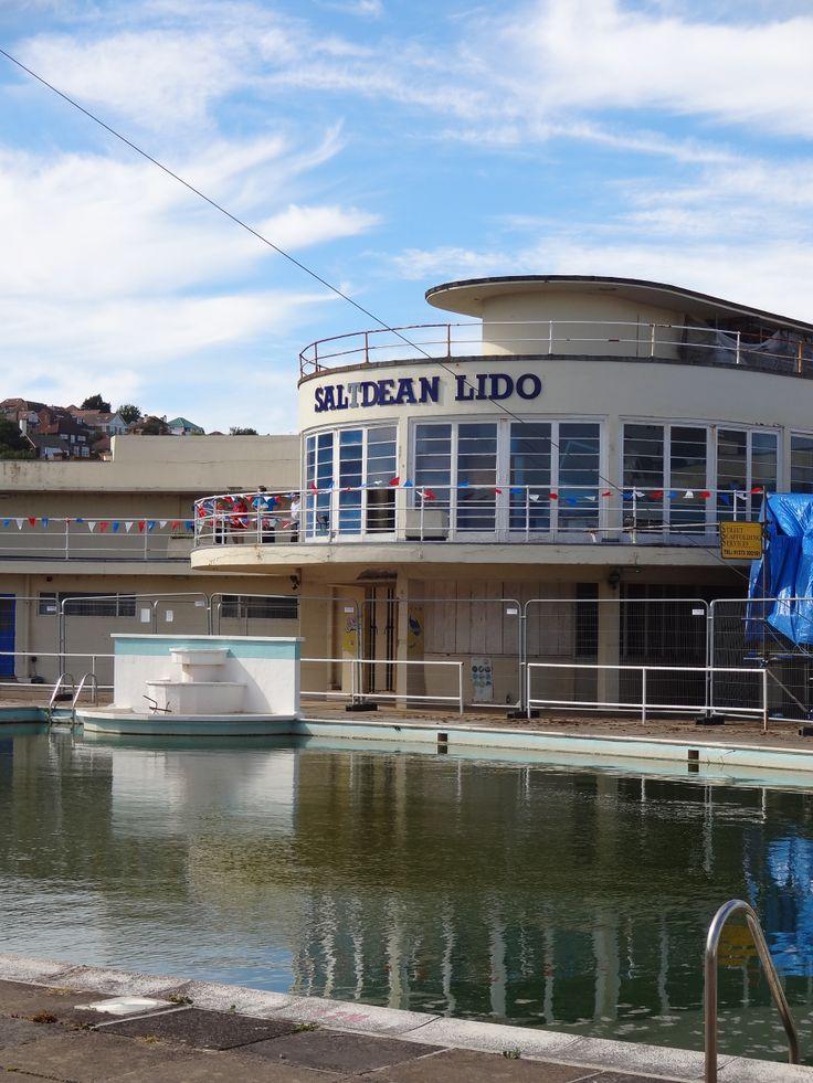 Saltdean Lido May 2014