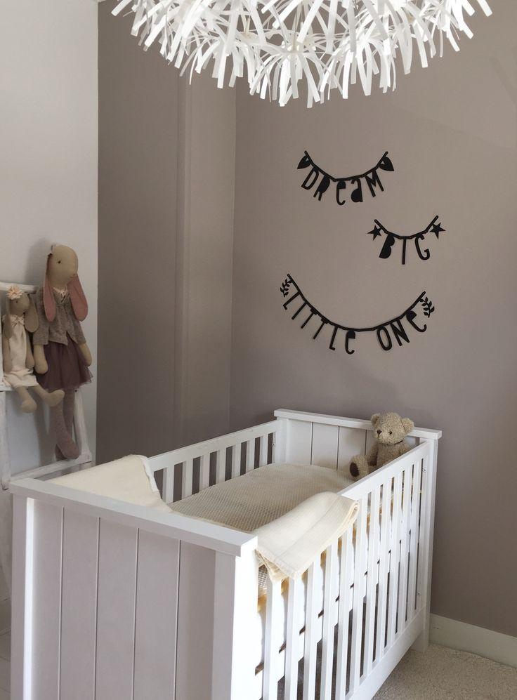 17 beste afbeeldingen over wonen met spruiten op pinterest pastels rode katoenen stof en deuren - Zin babykamer ...