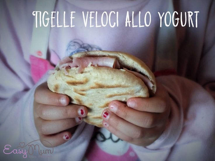 La cena non è pronta e il frigo e quasi vuoto? Se avete dello yogurt bianco ecco cosa fa al caso vostro: delle tigelle veloci allo yogurt da accompagnare con quello che preferite...o che avete in casa!