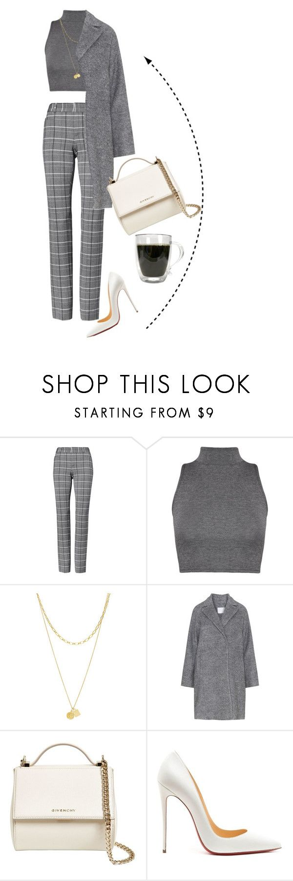 """..."" by pnrcalis ❤ liked on Polyvore featuring WearAll, Zimmermann, Givenchy and Christian Louboutin"