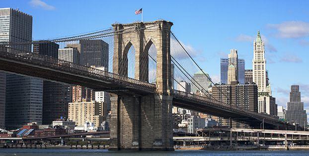 Brooklyn Köprüsü – New York, Amerika Birleşik Devletleri