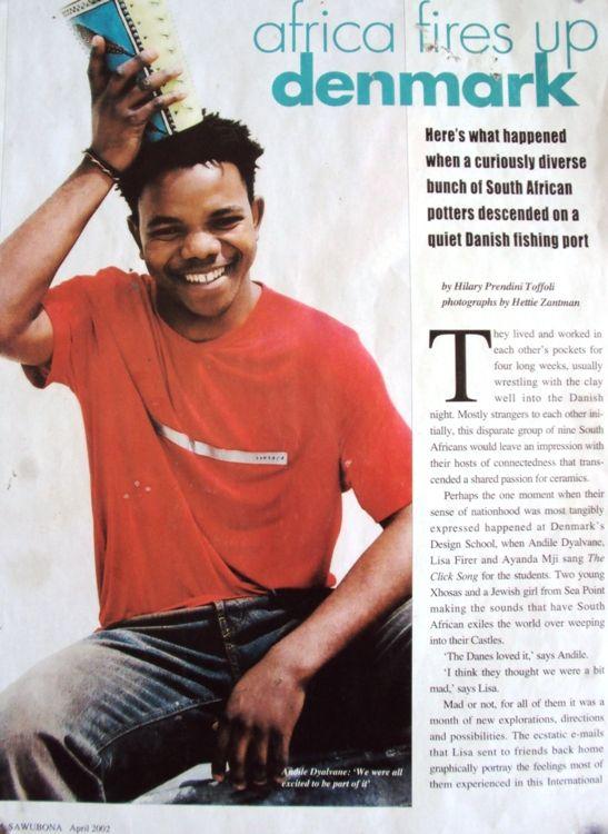 SAWUBONA MAGAZINE 2002