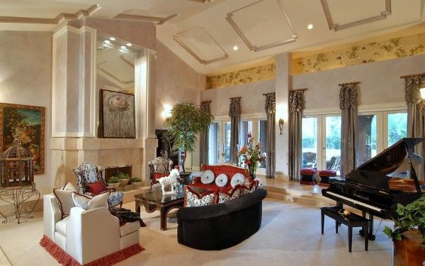 Home Interior Decorating from Amazing Living Room Ideas to Make Houses Become Elegant and Modern 600x375 Amazing Living Room Ideas to Make Houses Become Elegant and Modern