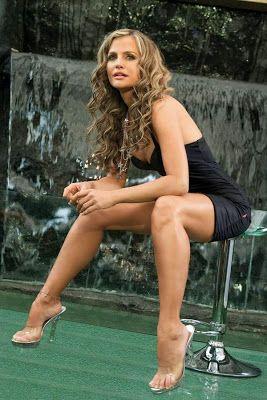 Modelos Colombianas y Latinas con belleza y talento: Aura Cristina Geithner: