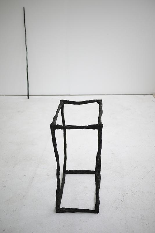 Gérald Dederen - Bois brulé, 2016 60 x 28 x 43 cm
