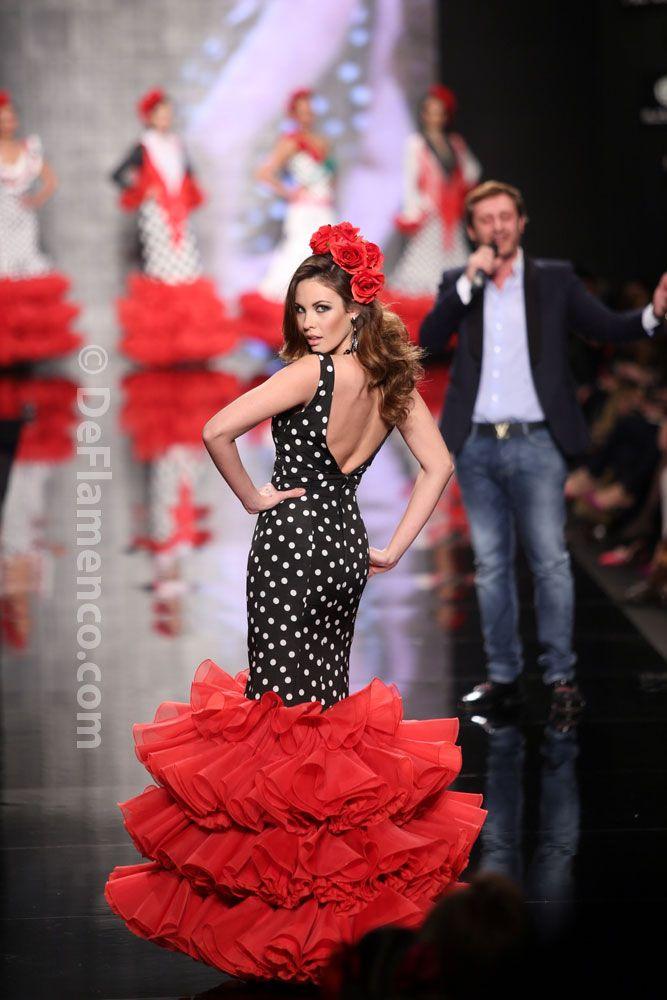 Fotografías Moda Flamenca - Simof 2014 - Amparo Maciá 'Autentica' Simof 2014 - Foto 01