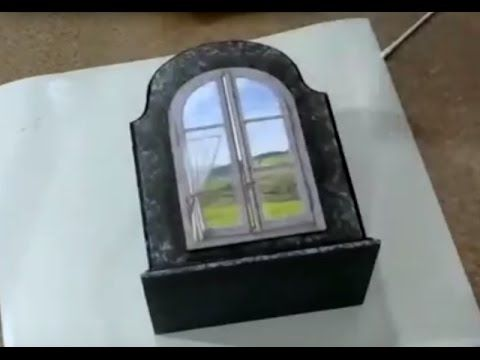 Татьяна Чимбирь Монументальная карандашница - YouTube