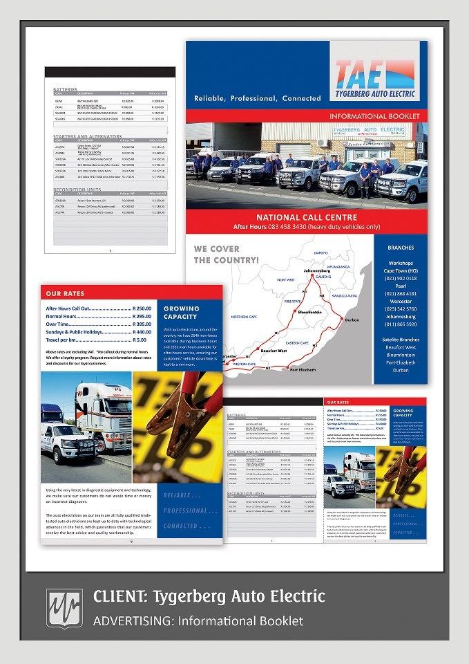 ADVERTISING: Informational Booklet