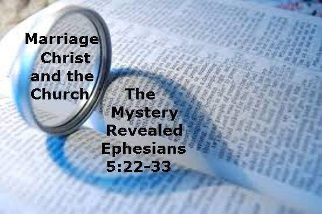 ephesians 5 22 33 Are you honoring god in your marriage – ephesians 5:22-33 5 (22) wives, submit to your own husbands as to the lord, (23) because the husband is the head of the.