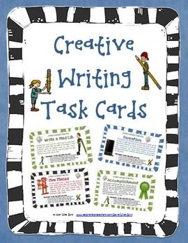 creative writing task identity essay Writing creative essay is a typical task at language and literature tests at best, you will have to possess the working knowledge of various stylistic devices and literature techniques to produce a stellar piece.