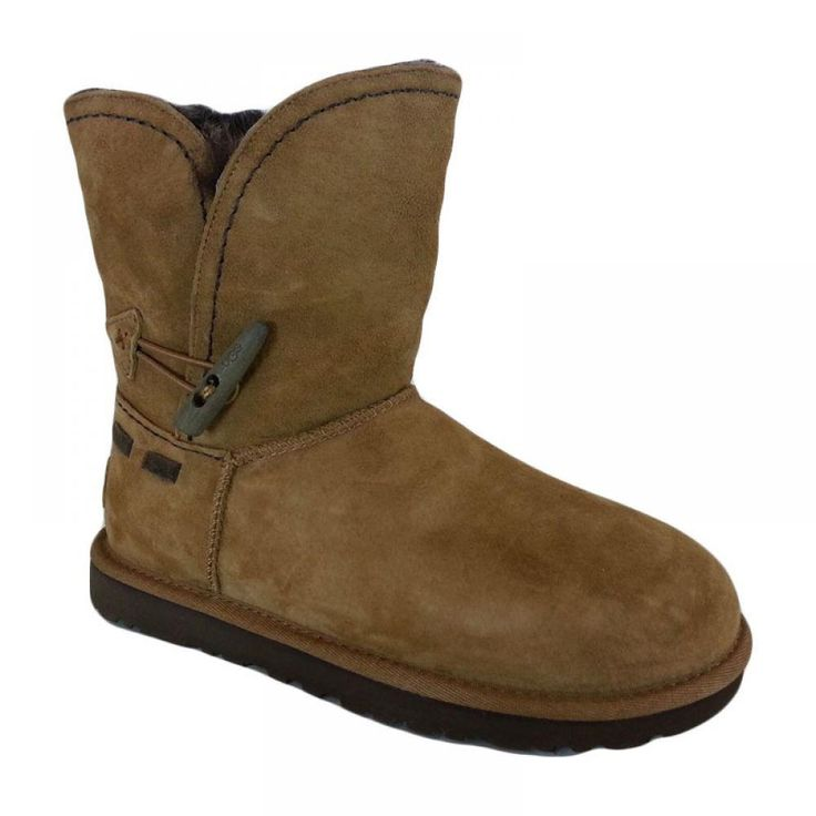 Ugg Australia Women's Meadow Boots 1008043 Chestnut ...