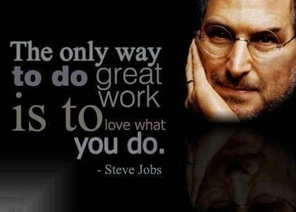 (Images) 18 Inspiring Steve Jobs Picture Quotes | Famous Quotes | Love Quotes | Inspirational Quotes | QuotesNSmiles.com
