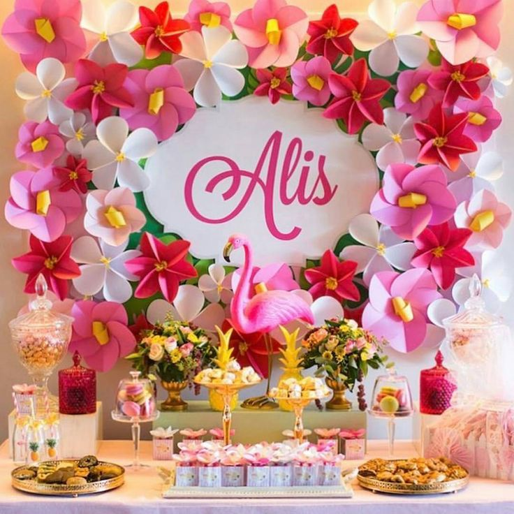 Pin de naye camargo en flores day pinterest flores - Fiestas para cumpleanos adultos ...