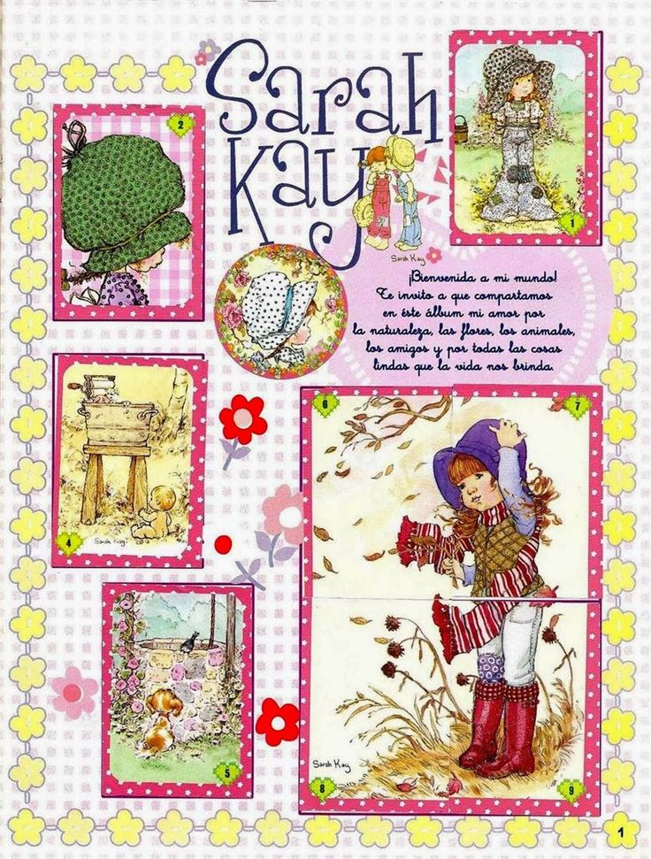 Álbumes de cromos: Sarah Kay (Colección Oro)