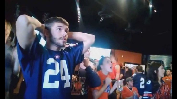 Reations 2 & 3 may be the best things I've ever seen. Auburn vs. Alabama - Fan Reactions To Kick Return 2013 Iron Bowl http://youtu.be/eatVvW11Rz8