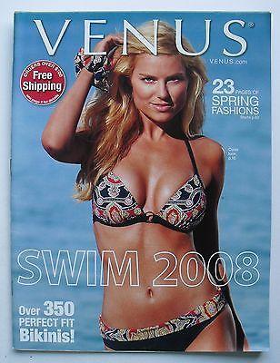 SWIM 2008 350 PERFECT FIT BIKINIS! 2008 VENUS Swimwear & Fashion Catalog | eBay