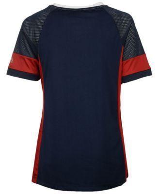 Majestic Women's Houston Texans Draft Me T-Shirt - Blue XXL
