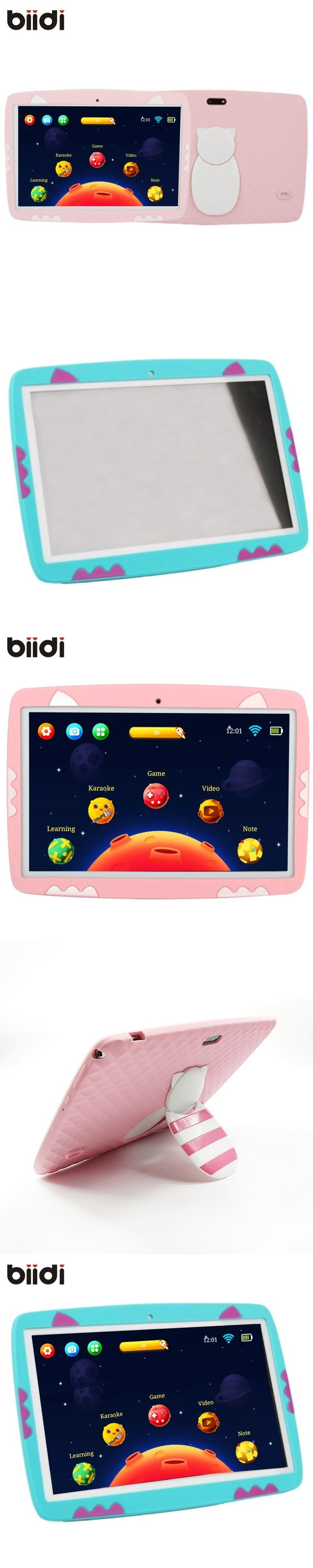 """biidi Hot 7155 Free Shipping Android 10 inch children's tablet 1GB of RAM 16G rom 1280 * 800 quad core 10"""" WiFi Christmas gift"""