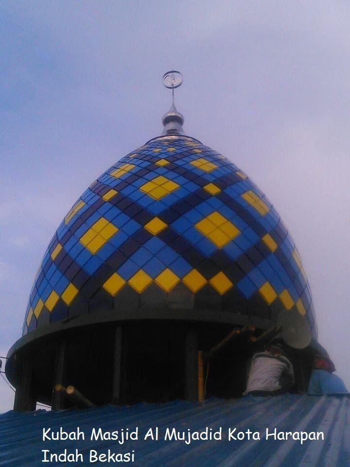 Kontraktor Kubah Masjid di Belitung Timur | Hub 081331587344 Sekarang