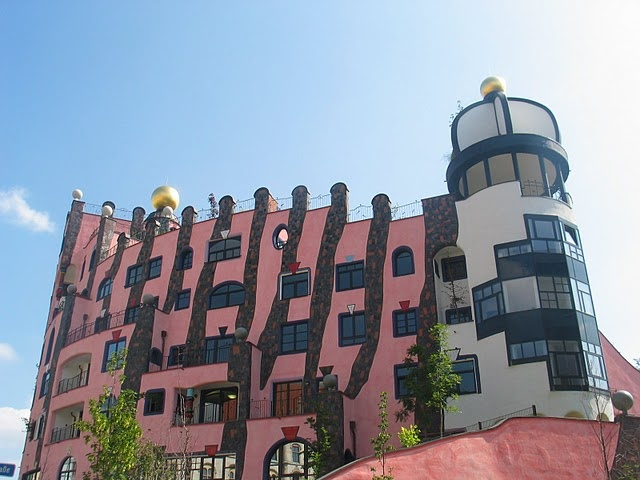 17 Best Images About Hundertwasser Art On Pinterest
